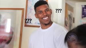 High Guy Meme Generator - black guy question mark blank template imgflip