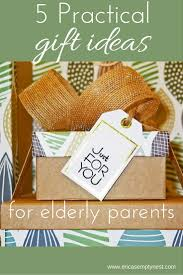 elderly gifts 5 practical gift ideas for elderly parents