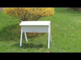 How To Make A Top Bar Beehive How To Build A Top Bar Beehive From Start To Finish By Jon Peters