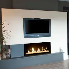 Built In Fireplace Gas by Gas Fireplace Contemporary Closed Hearth Built In Cosmos