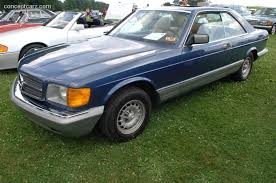 mercedes 500 for sale auction results and data for 1985 mercedes 500 sec auctions