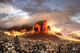 photos of sedona in the winter hd gorgeous sedona in winter