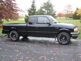 1998 ford ranger information and photos zombiedrive