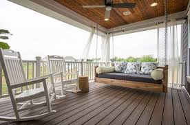 ideas and things to consider before buying an outdoor bed swing