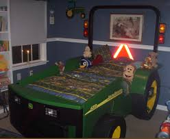 Boys Construction Trucks And Tractor Bed Ideas Tractor Boys And - John deere kids room