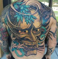 tattoo back japanese full back japanese tattoo inkstylemag