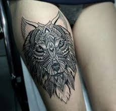 40 tribal wolf design ideas 2018