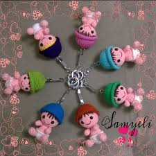 baby keychains 252 best crochet keychains images on crochet keychain