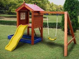 sportspower sand n swing swing set