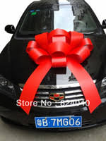 big bow for car present cheap large bow for car find large bow for car deals on line at