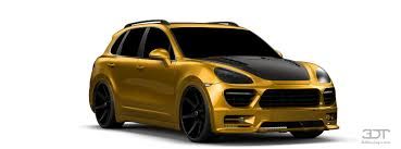 3dtuning of porsche cayenne crossover 2012 3dtuning com unique