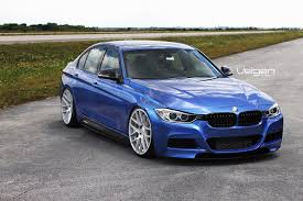 bmw 328i slammed new shoes f30 velgen vmb7 slammed