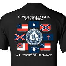 Army Ranger Flag Black Confederate States Of America T Shirt Gadsden And Culpeper