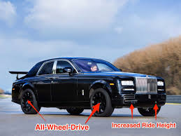 roll royce rolsroy rolls royce new suv prototype pictures business insider