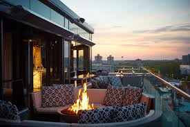 experience the assembly rooftop lounge in philadelphia