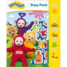teletubbies busy pack angel wholesale