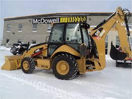 2012 caterpillar 416e retroexcavadora para venta mcdowell b