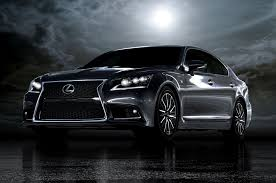 report new lexus ls to mark 25th anniversary with tokyo debut
