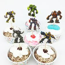 transformers cake decorations transformer cake decorations promotion shop for promotional