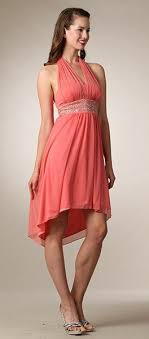 coral dresses for wedding guests beautiful halter dress for wedding guest 24 in vintage wedding