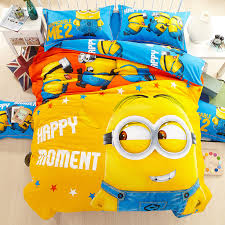 Child Bed Set Buy Minions Merch With Free Shipping Worldwide Size