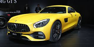 mercedes amg gt range updated gt c coupe added