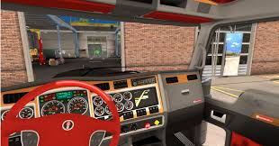 kenworth dealer bloody kenworth w900 interior mod ats american truck simulator