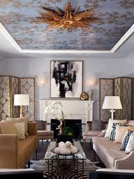 Latest Ceiling Design For Living Room by House Crashers Diy