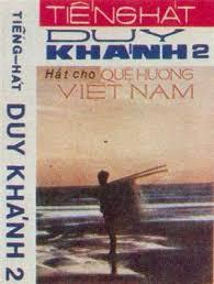 Duy Khánh Pre75 Vol.2(tiếng hát Duy Khánh)