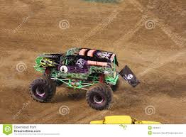 monster truck grave digger videos monster truck gravedigger editorial photo image 7816021