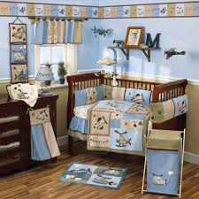 baby boy crib bedding sets airplanes what should be in the baby