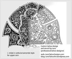 scottish tattoos celtic armor tattoos archives how to create a