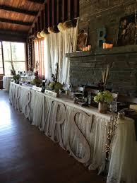 wedding decor wood letters large letters mr u0026 mrs wedding
