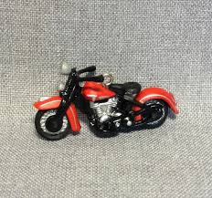 miniature harley davidson 1948 panhead 5th in the series