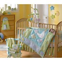 Sun And Moon Bedding Walmart Iridescent Moon Sun Moon And Clouds 4 Piece Crib