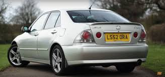 lexus altezza is200 car throttle buys altezza lexus is 200 wants to it faster