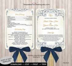 ceremony fans wedding program fan template free paddle fan program tina we