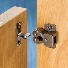 Kitchen Cabinet Door Locks Cabinet Locks And Latches Rockler Woodworking And Hardware