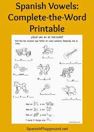 spanish sabado 3 resources for free spanish printables casa