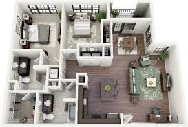 The  Bedroom House For Those Simple Lovers Home Design House - Two bedroom house design