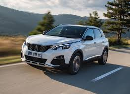 peugeot car showroom news peugeot 3008 named 2017 u0027s european car of the year
