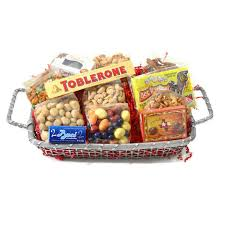 custom gift basket gift basket for him