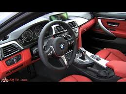 bmw 4 series gran coupe interior bmw 4 series gran coupé interior commercial hd carjam tv 2014 bmw