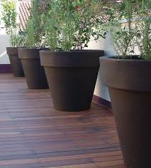 large outdoor planters the home and office garden for the larger