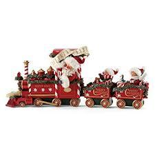 possible dreams santas department 56 possible dreams santas all aboard santa