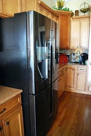Counter Depth Stainless Steel Refrigerator French Door - black stainless steel fridge u2013 instavite me