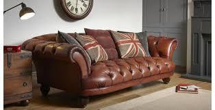 Brown Leather Sofa Dfs Oskar Studded Large Bench Oskar Dfs House Pinterest Dfs