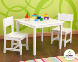 Outdoor Childrens Table And Chairs Perfect Table And Chair Set For Toddlers Homesfeed