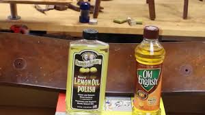 lemon oil parker u0026 bailey vs lemon oil old english part 3 youtube