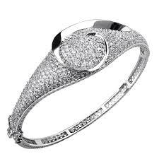 popular women luxury designer jewelry bracelet h buy cheap women